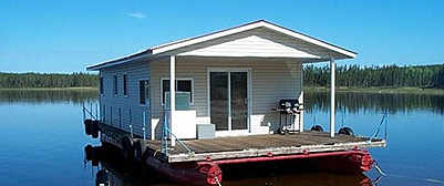 houseboat basic package